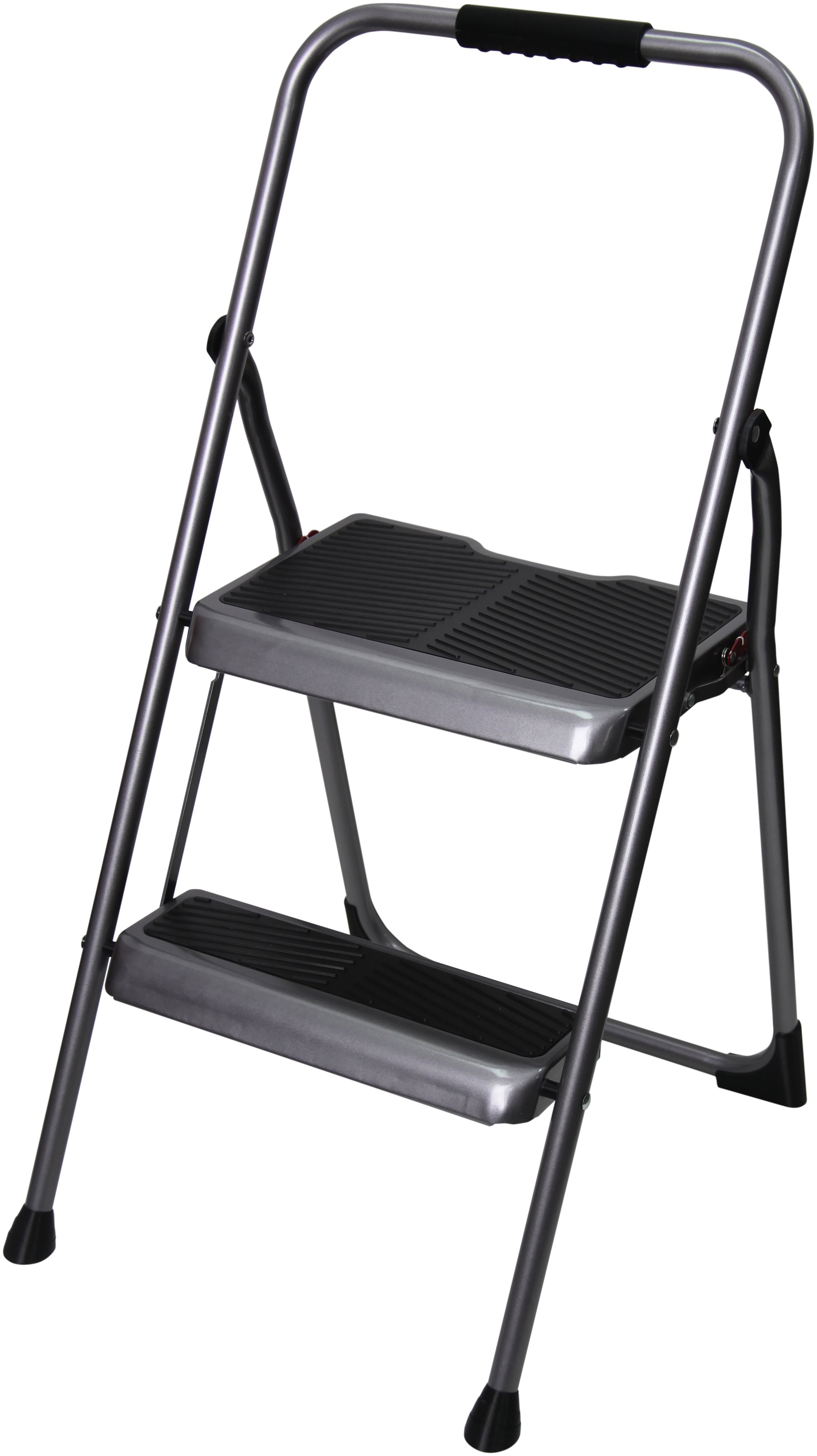 Abru 2 Step Steel Stepstool 2.24m *SWH