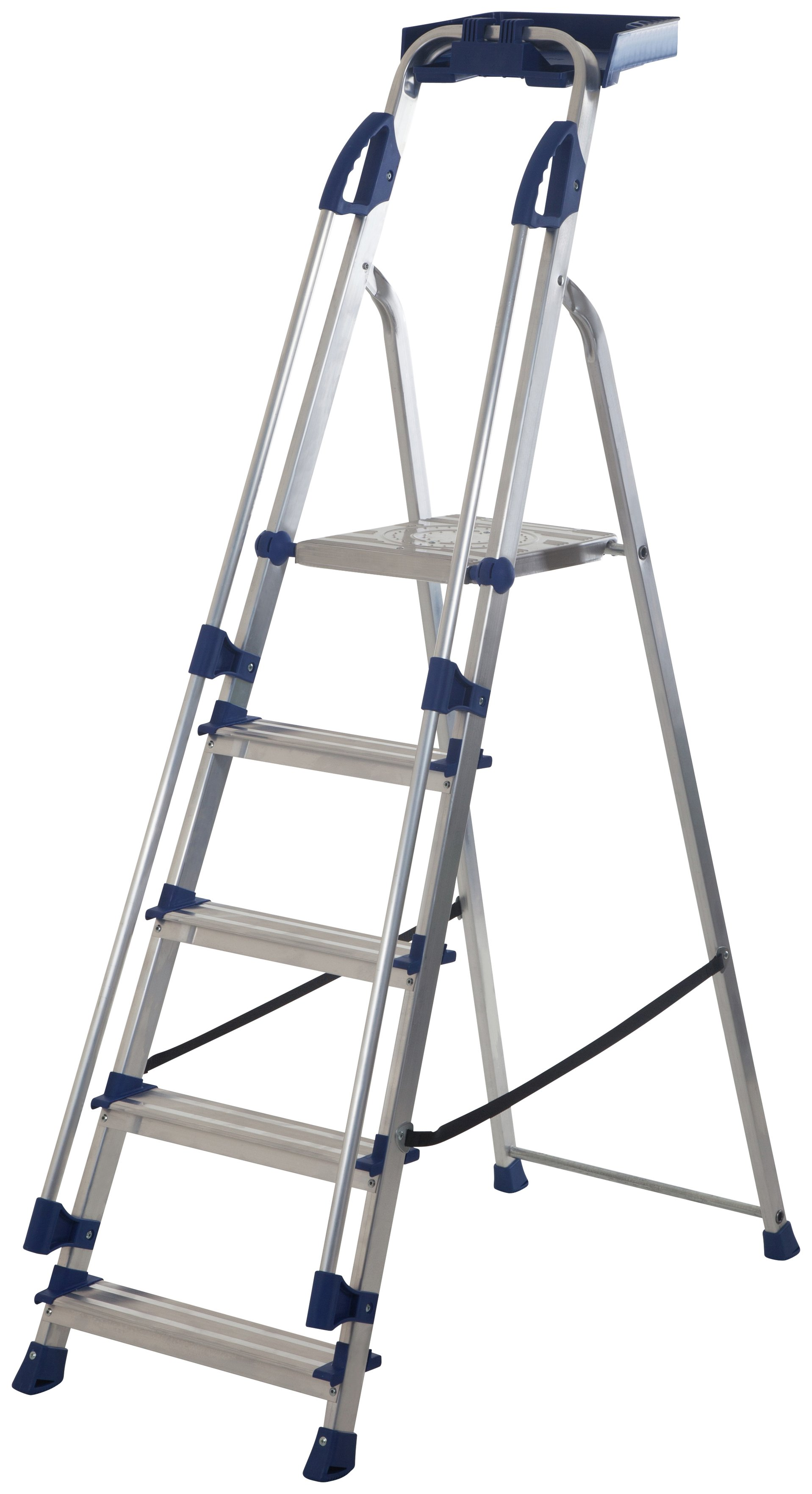 Abru 5 Tread Workstation Stepladder 2.77M Max *SWH