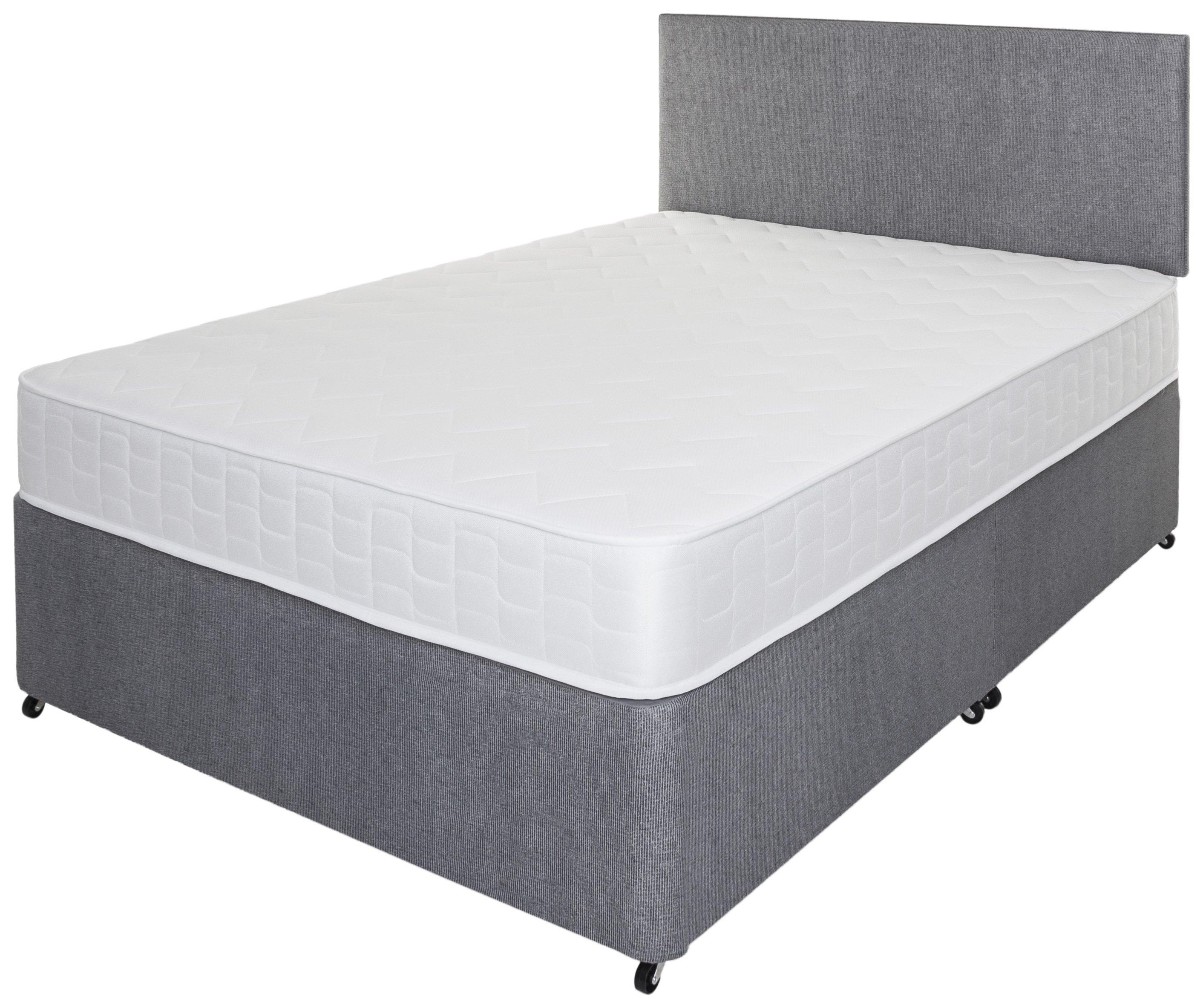 Airsprung Elmdon Memory Divan Bed - Double