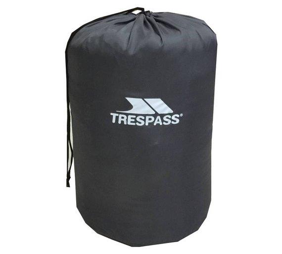 TRESPASS enveloppe 400gsm simple sac de couchage