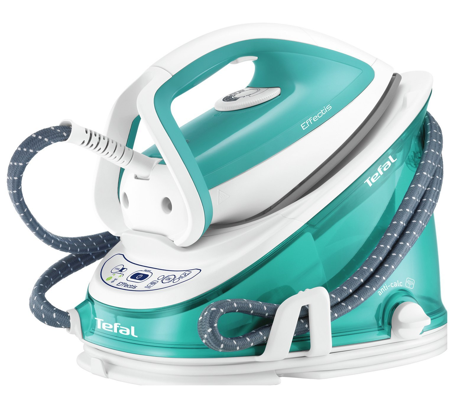 Tefal GV6721 Effectis High Pressure Steam Generator, 2200 W Best Price and Cheapest