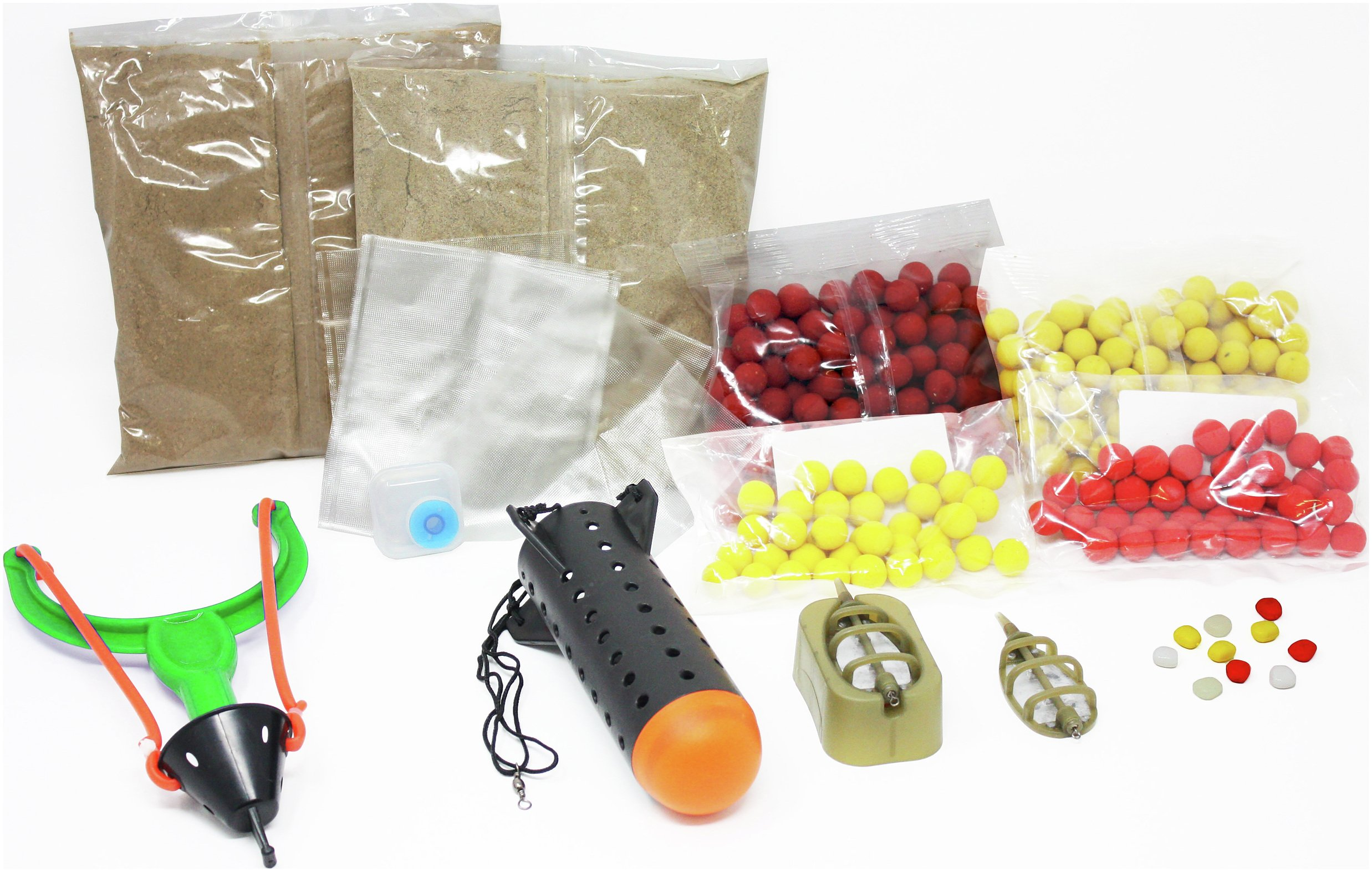 Matt Hayes Adventure Bait Set