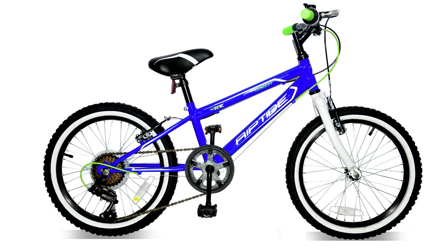 Image of Concept 18 Inch Kids Bike - Riptide