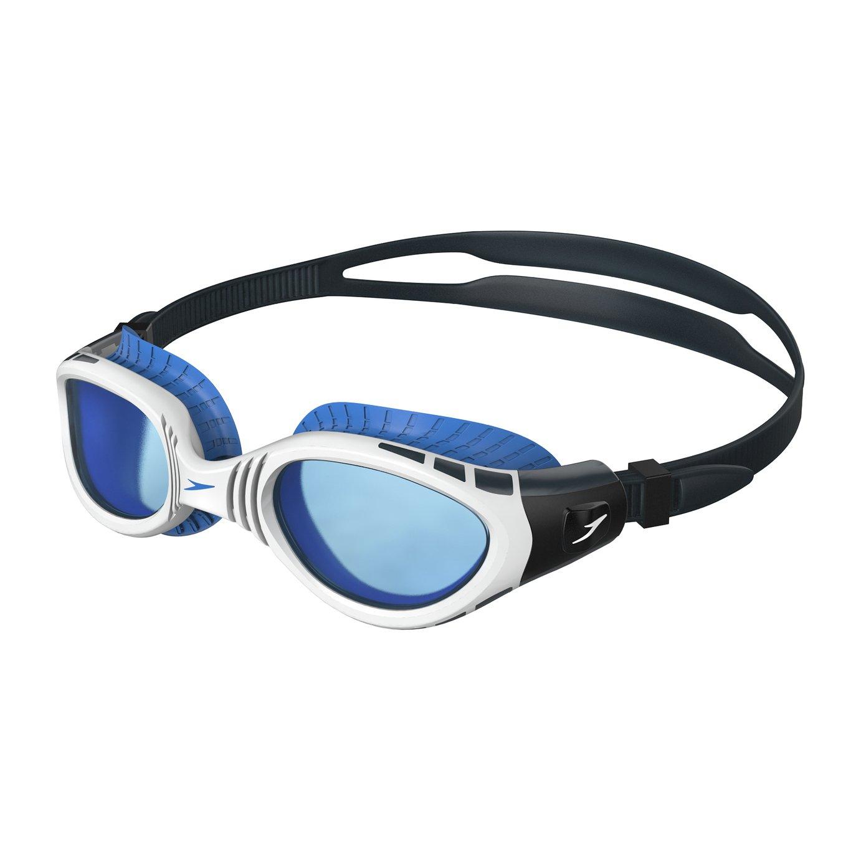 Speedo Adult Futura Biofuse Goggle - Clear/Clear