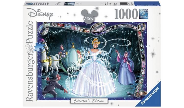 Buy Ravensburger Disney Cinderella Collector Puzzle - 1000 Piece   Puzzles  and jigsaws   Argos