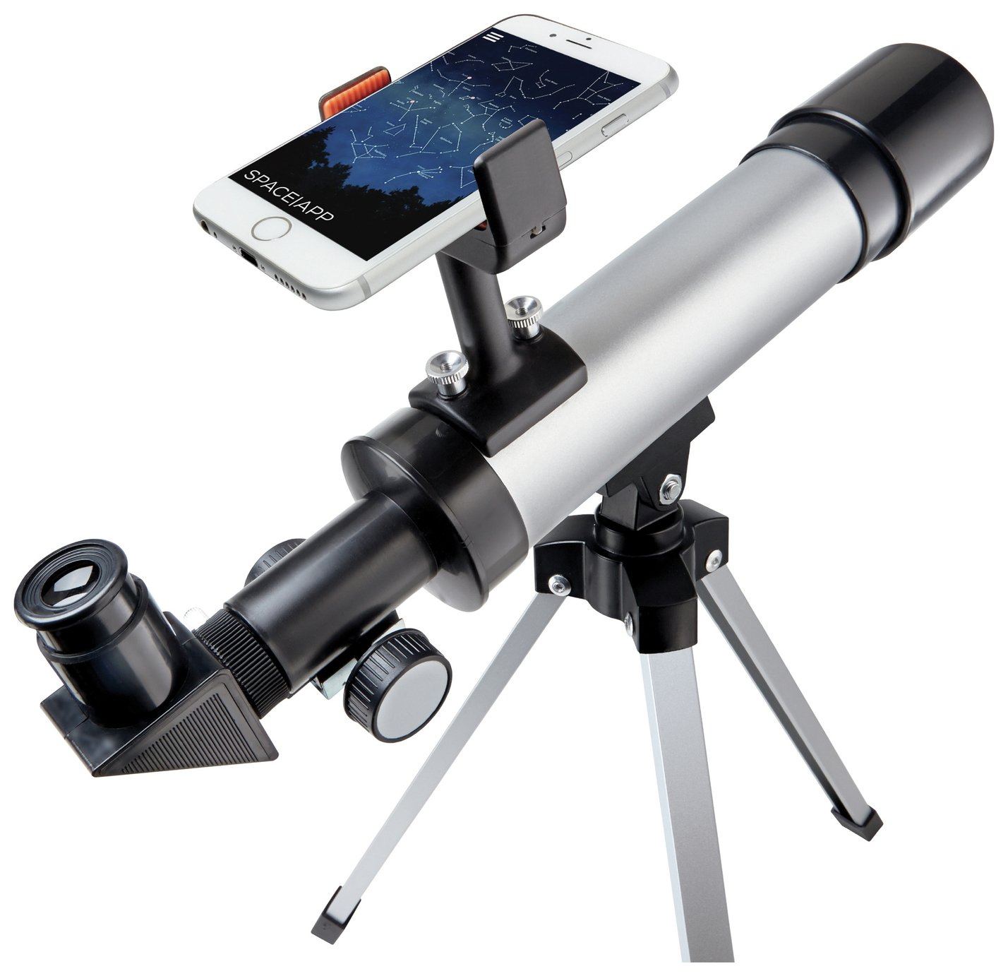 Image of Star Finding Telescope