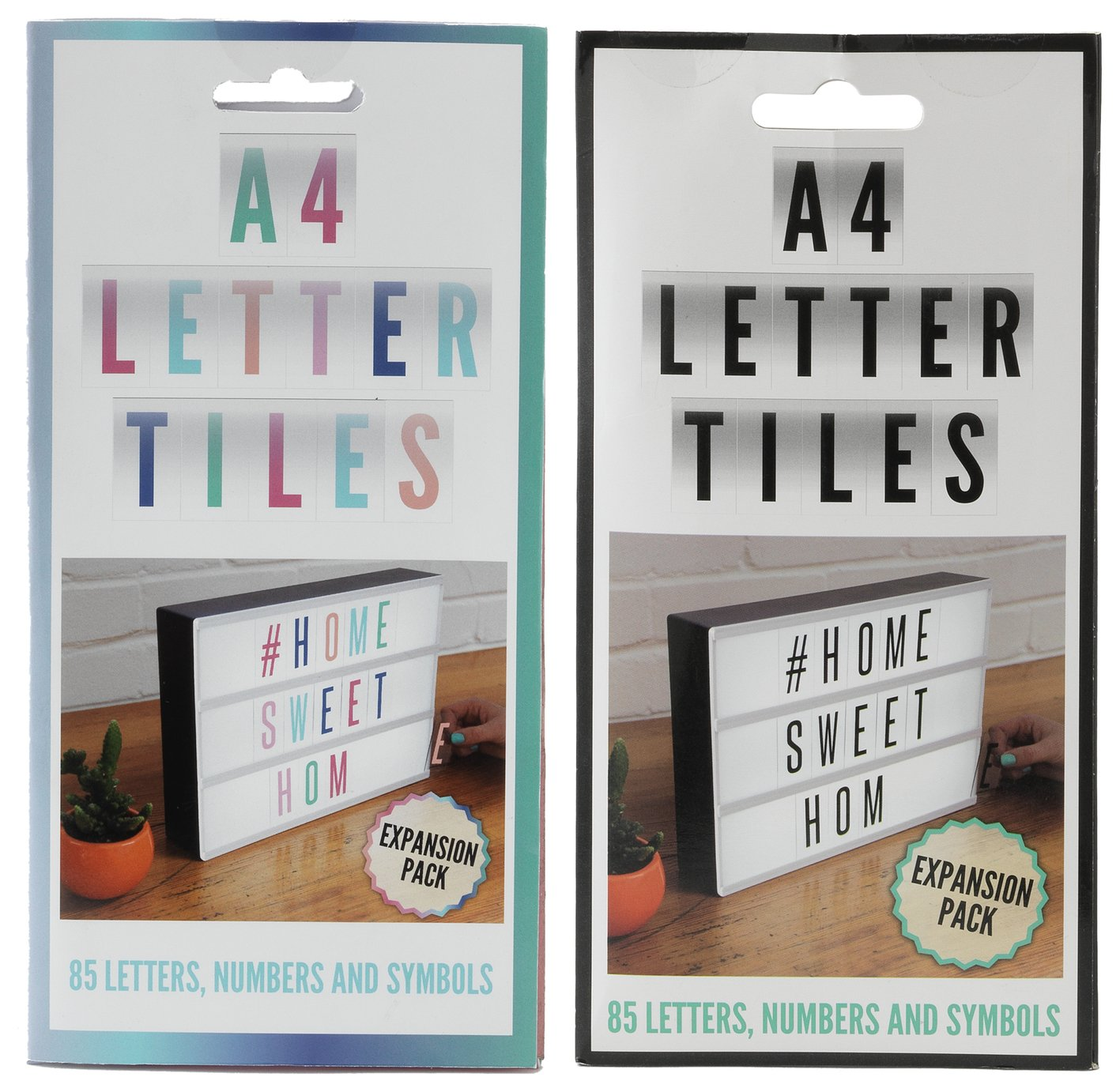Image of Light Up Message Board Letter Refill Pack