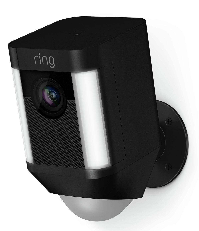 Ring Spotlight Cam Battery - Black