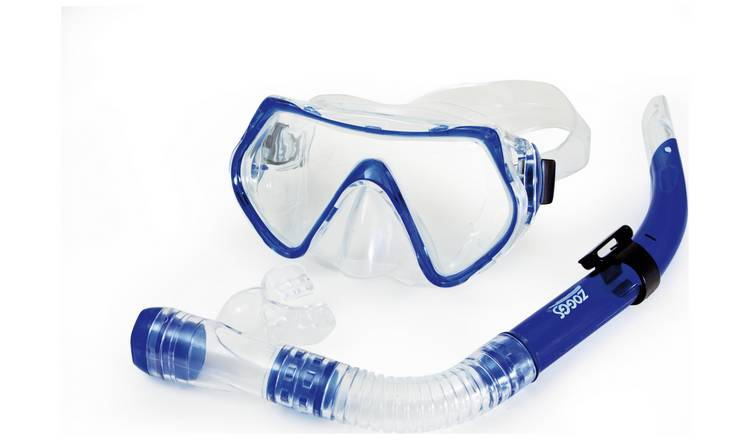 124c1a613bc Buy Zoggs Adult Reef Explorer Snorkelling Kit | Swimming equipment ...