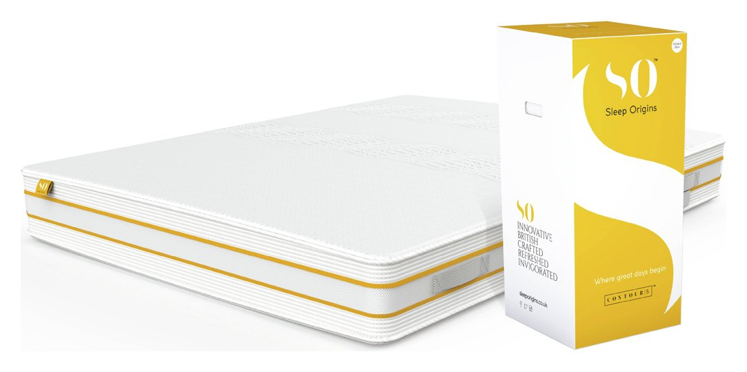 Sleep Origins 25cm Ultimate Comfort King Mattress