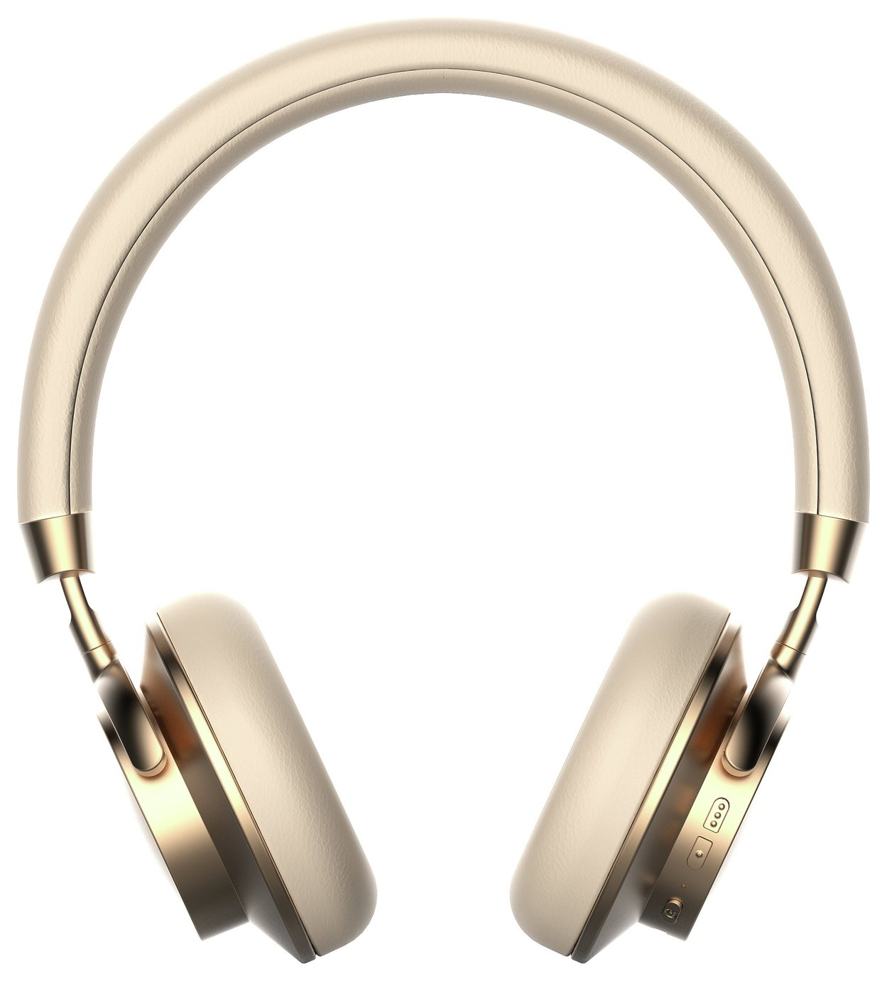 Image of DeFunc Wireless On-Ear Headphones - Gold