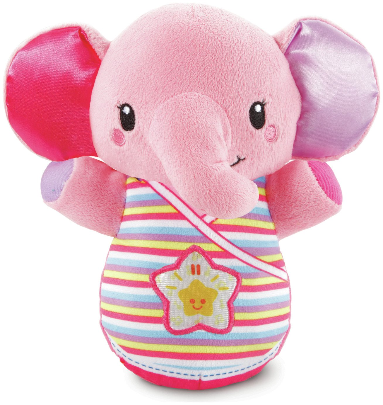 VTech Snooze & Soothe Elephant - Pink