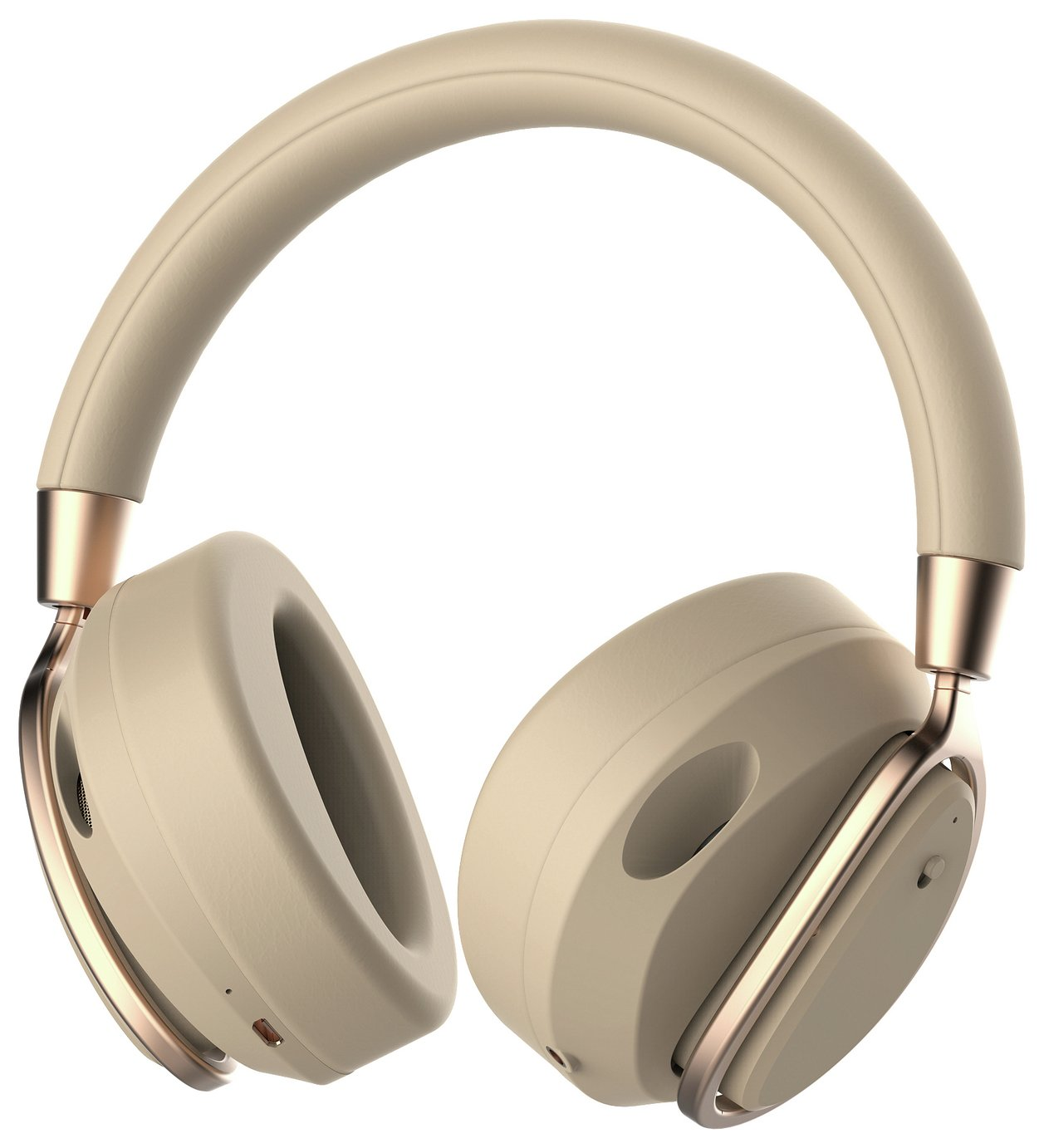 Image of DeFunc Mute Plus Wireless On-Ear Headphones - Gold