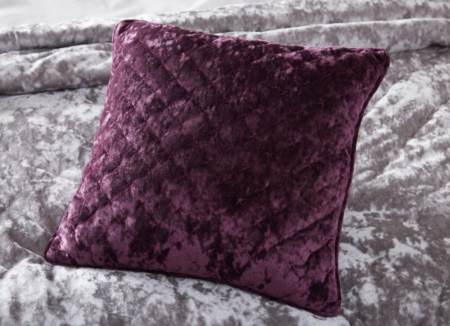 Appletree Kori Pack of 2 Cushions - Plum