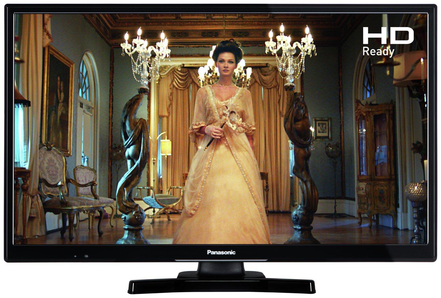Panasonic 24 Inch 24TX-24E302 HD Ready TV