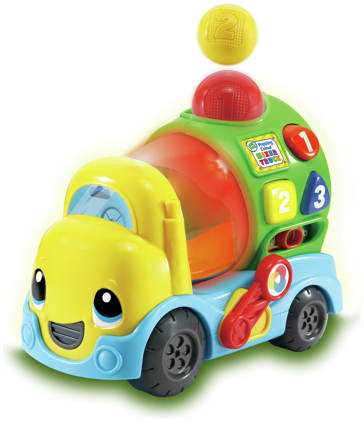LeapFrog Popping Colour Mixing Truck