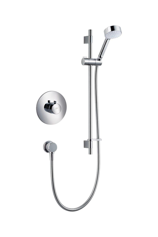 Mira Moto BIV Mixer Shower - Chrome