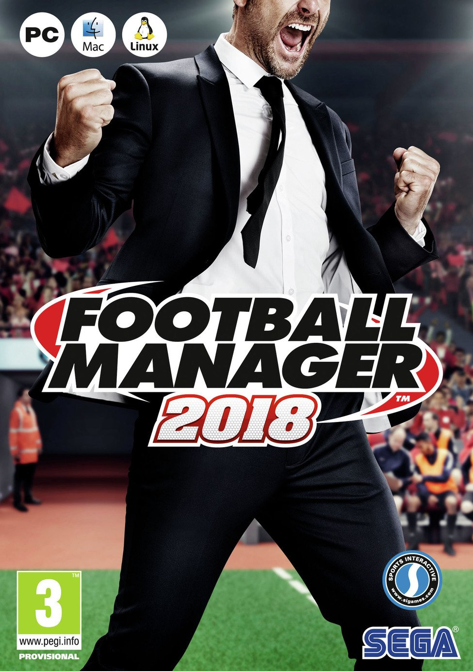 Football Manager 2018 PC Game