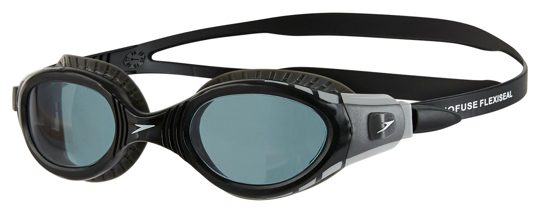 Speedo Adult Futura Biofuse Goggles - Black