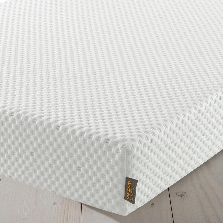 studio by silentnight medium boxed king size mattress. Black Bedroom Furniture Sets. Home Design Ideas