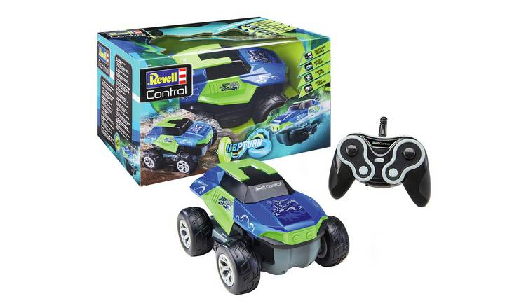 Revell Control Nepturn Stunt 1:10 Radio Controlled Car
