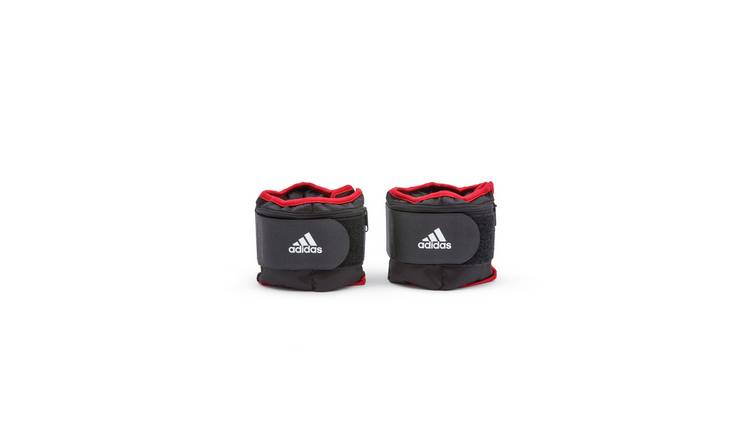 Adidas Adjustable Ankle Weights - 2KG