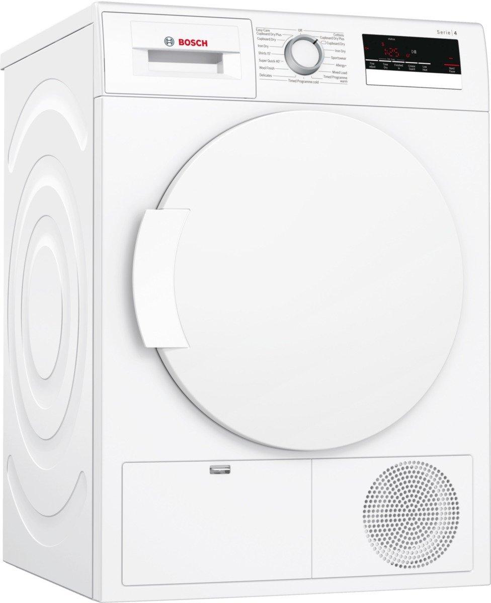 Bosch WTN83200GB 8KG Condenser Tumble Dryer - White