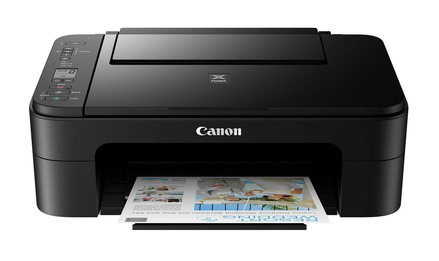 Canon PIXMA TS3350 Wireless Inkjet Printer