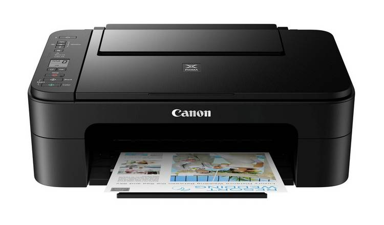 Canon PIXMA TS3350 Wireless Inkjet Printer