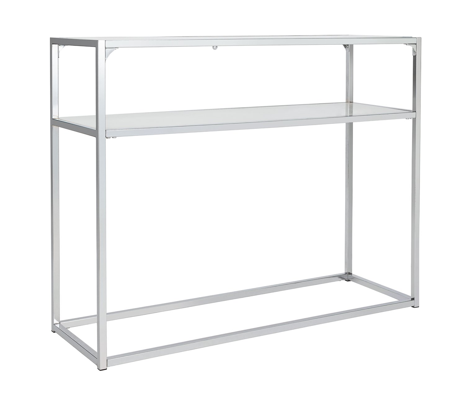 Argos Home Marble Effect Console Table