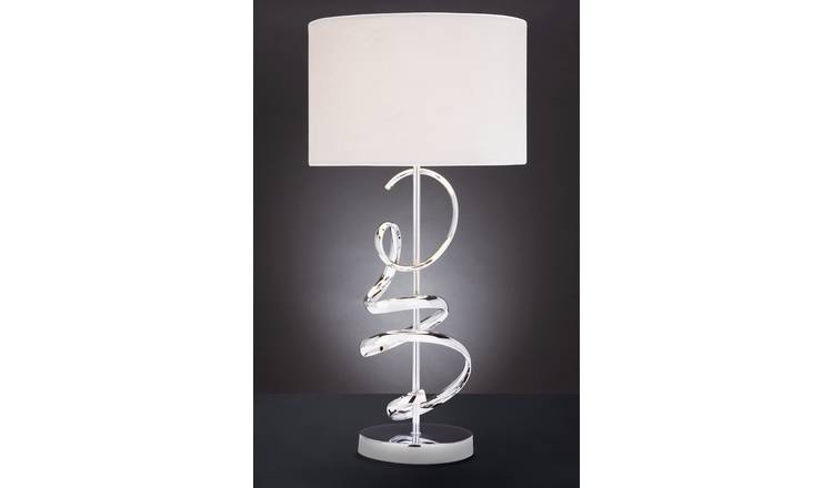 Buy Argos Home Sculptural Swirl Table