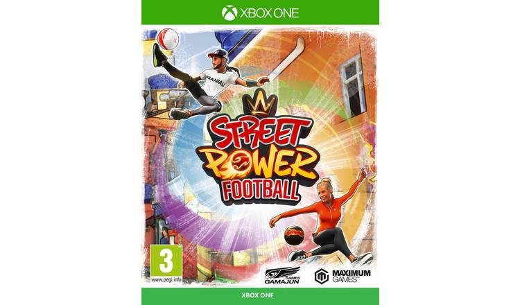 Street Power Football Xbox One Game