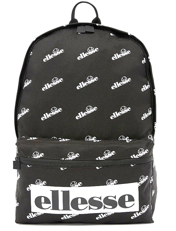 Ellesse Ruggo Laptop 25L Backpack - Black