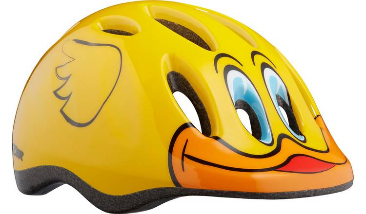 Lazer Max Childrens Little Duck Helmet - Yellow