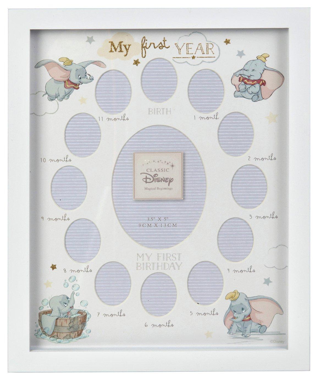 Disney Beginnings First Year Photo Frame