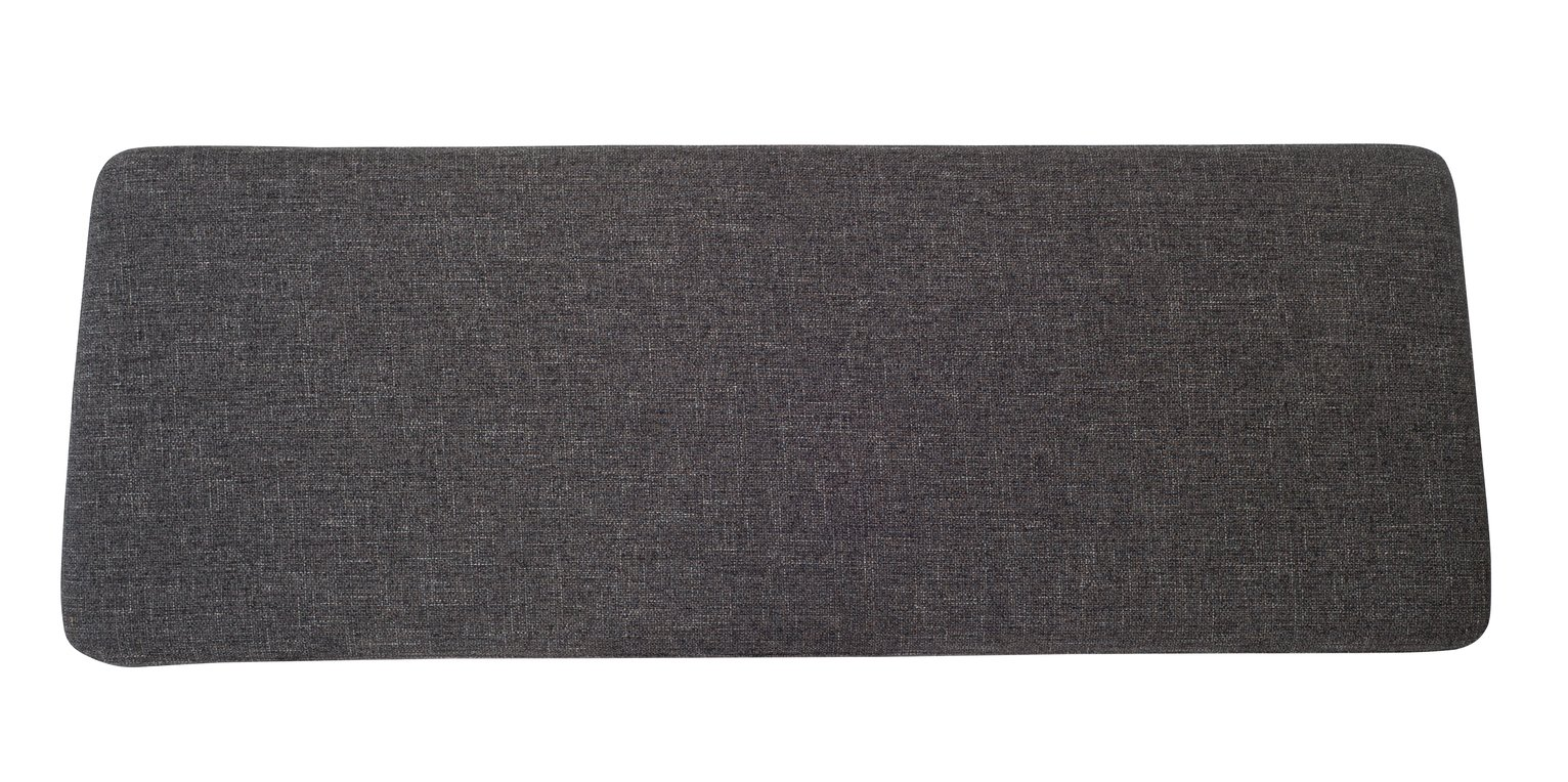 Habitat Loft Living Kingsize Headboard - Grey