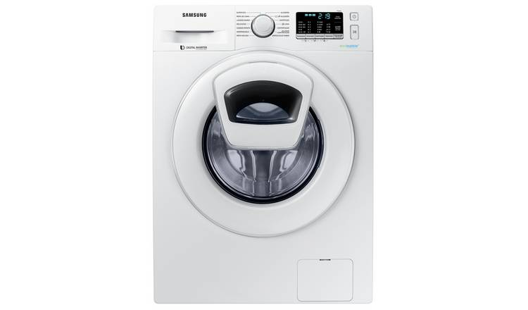 Samsung WW80K5410WW 8KG 1400 Spin Washing Machine - White