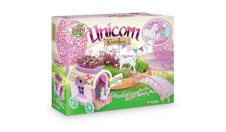 My Fairy Garden Unicorn Garden 0