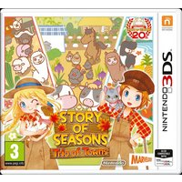 Story of Seasons 2: Trio of Towns Nintendo 3DS Game