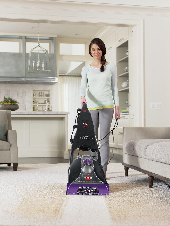 Image of Bissell DeepClean StainMaster 6 Carpet Cleaner