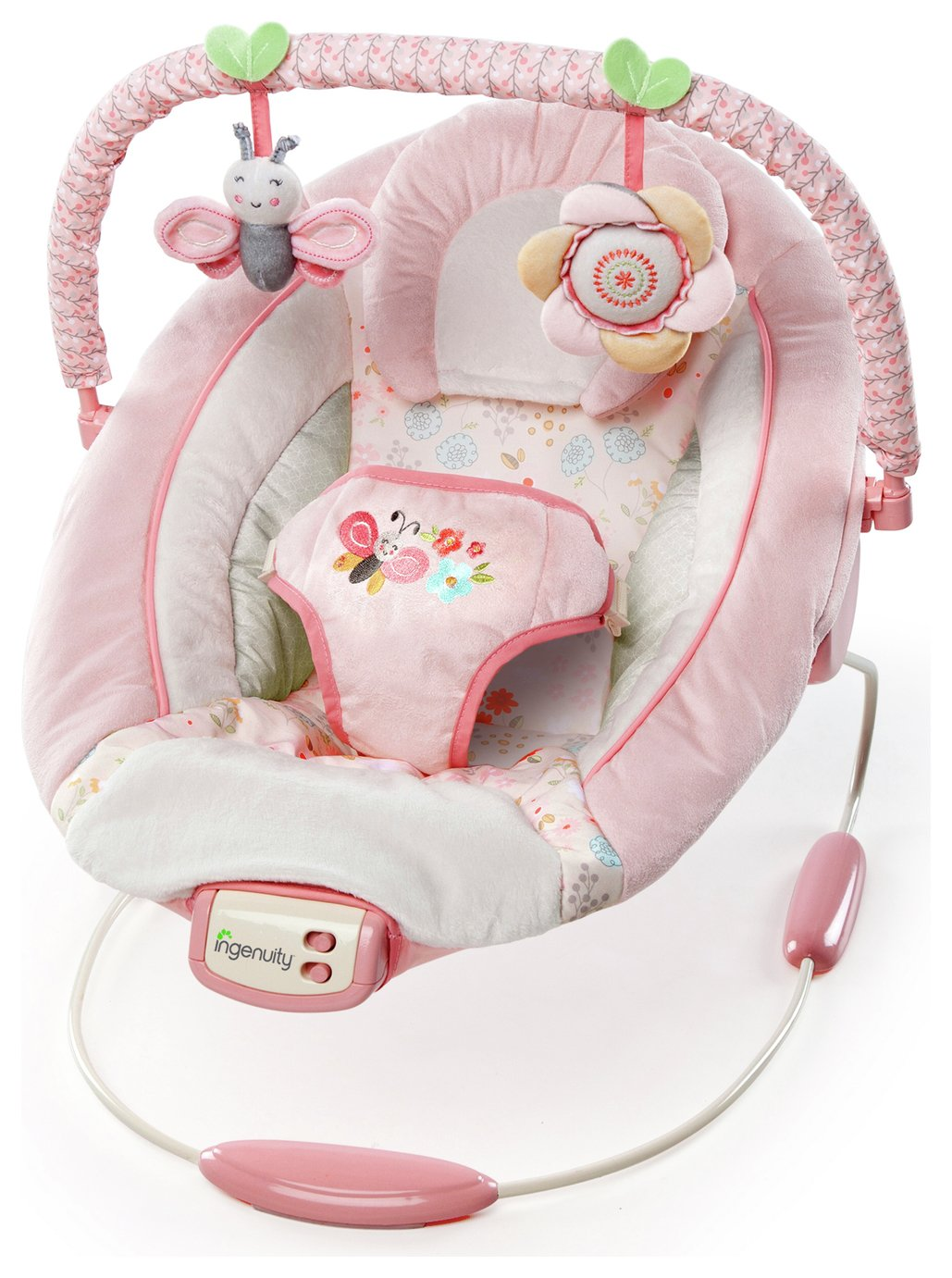 Ingenuity Felicity Floral Bouncer Best Price, Cheapest Prices