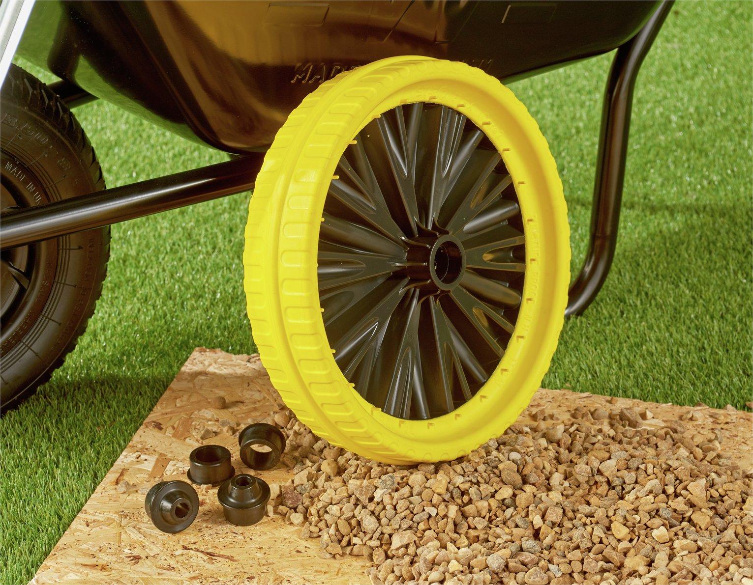 Titan Universal Puncture Free Wheelbarrow Wheel