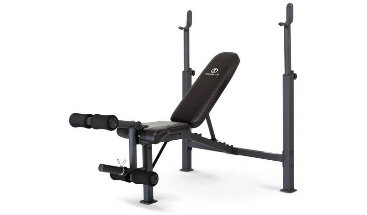 Buy Marcy CB729 Barbell Weight Bench | Weight benches | Argos