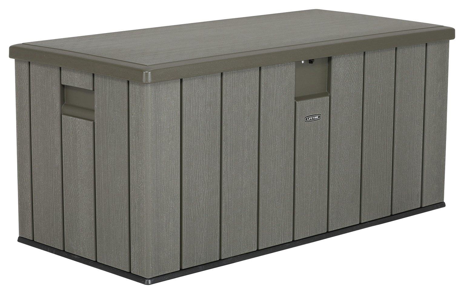Lifetime Outdoor Storage Box - 565L