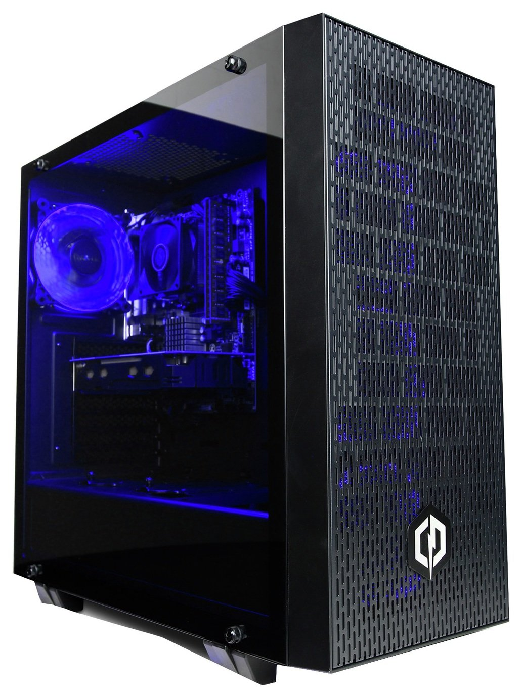 Image of Cyberpower PC Aries i5 8GB 2TB GTX1050Ti Gaming PC
