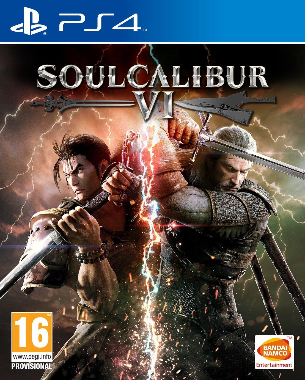 Soulcalibur VI PS4 Game
