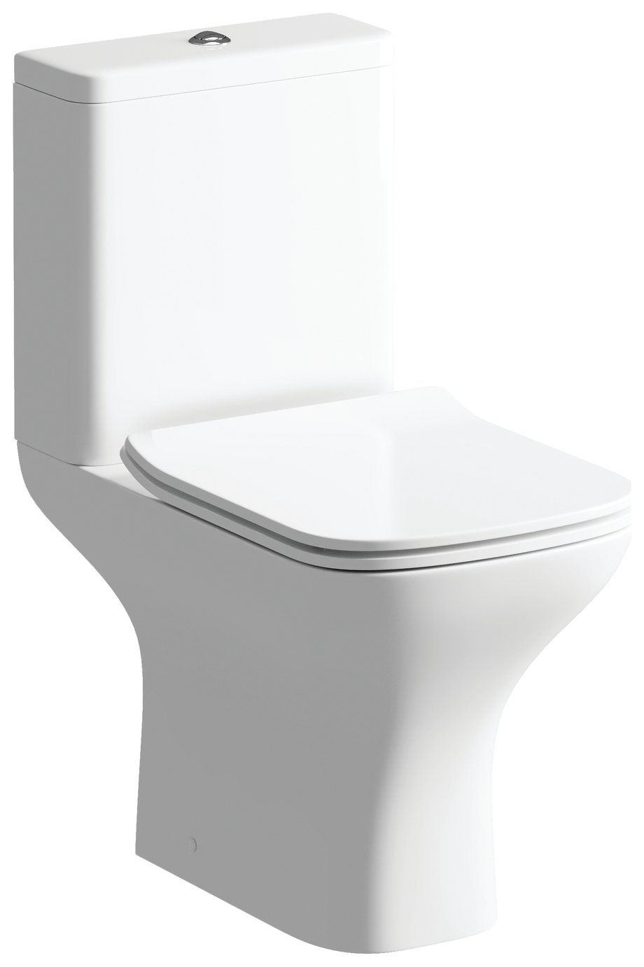 Lavari Lenia Toilet and Slow Close Seat
