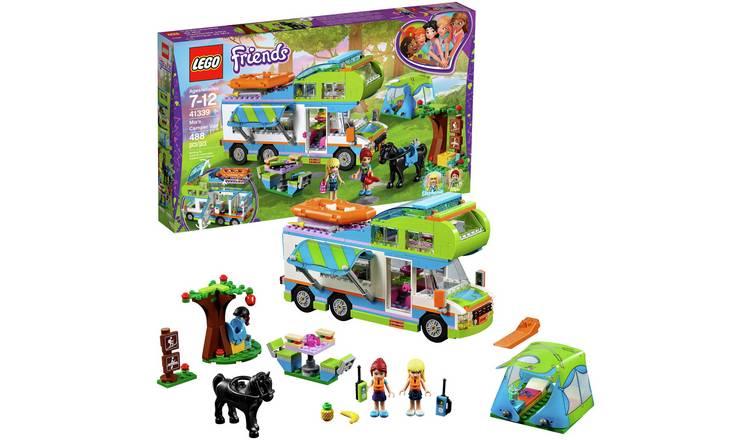 Buy Lego Friends Heartlake Mias Camper Van Toy 41339 Lego