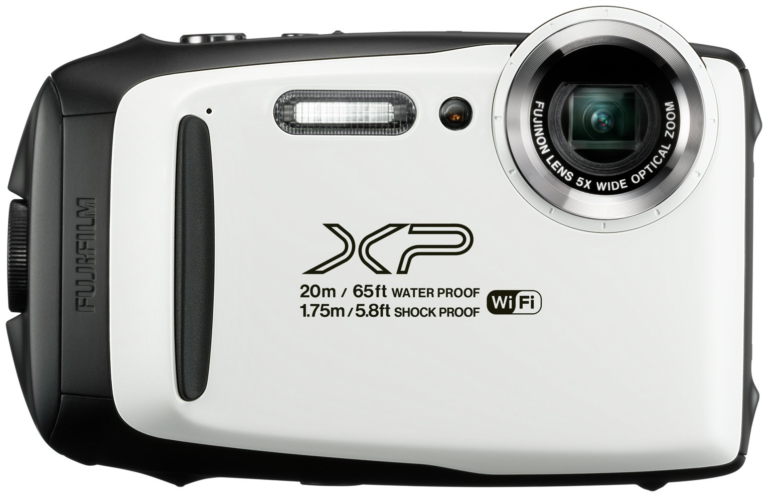 Image of Fujifilm FinePix XP130 16.4MP Waterproof Camera - White
