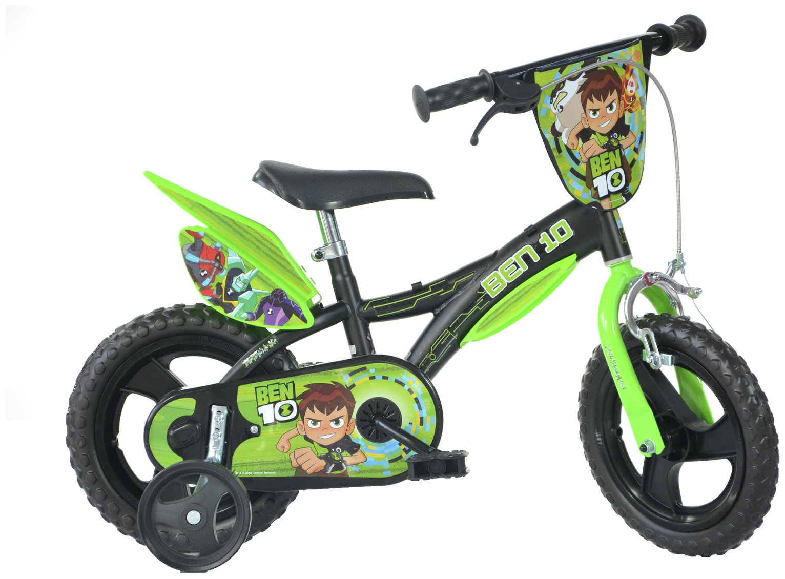 Image of Dino Bikes Ben 10 12 Inch Kids Bike